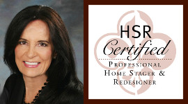 Jan Fuller, HSR certifiied professional home stager and redesigner